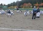 11月例会 新潟アルビレックスBC野球教室
