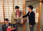 12月例会・卒業式