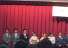 (一社)中条青年会議所創立35周年記念式典