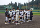 新潟アルビレックスBC野球教室